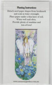 Garden Angel - Reverse